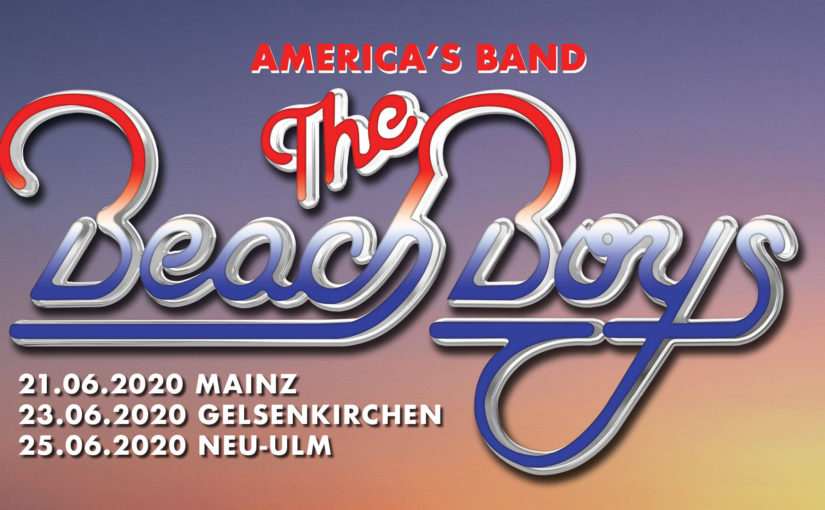 THE BEACH BOYS – TOUR