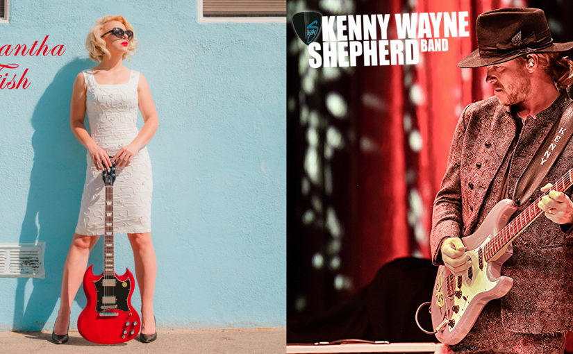 Kenny Wayne Shepherd & Samantha Fish – LIVE