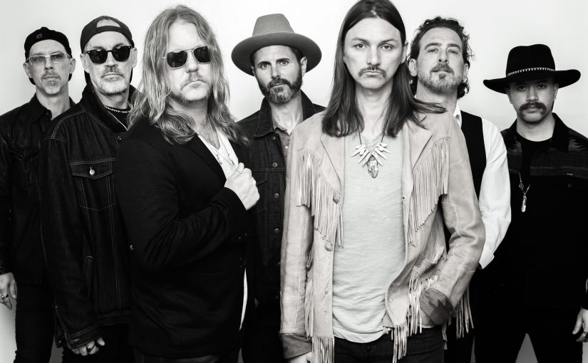 The Allman Betts Band Tour 2021 (Shooter Promotions)